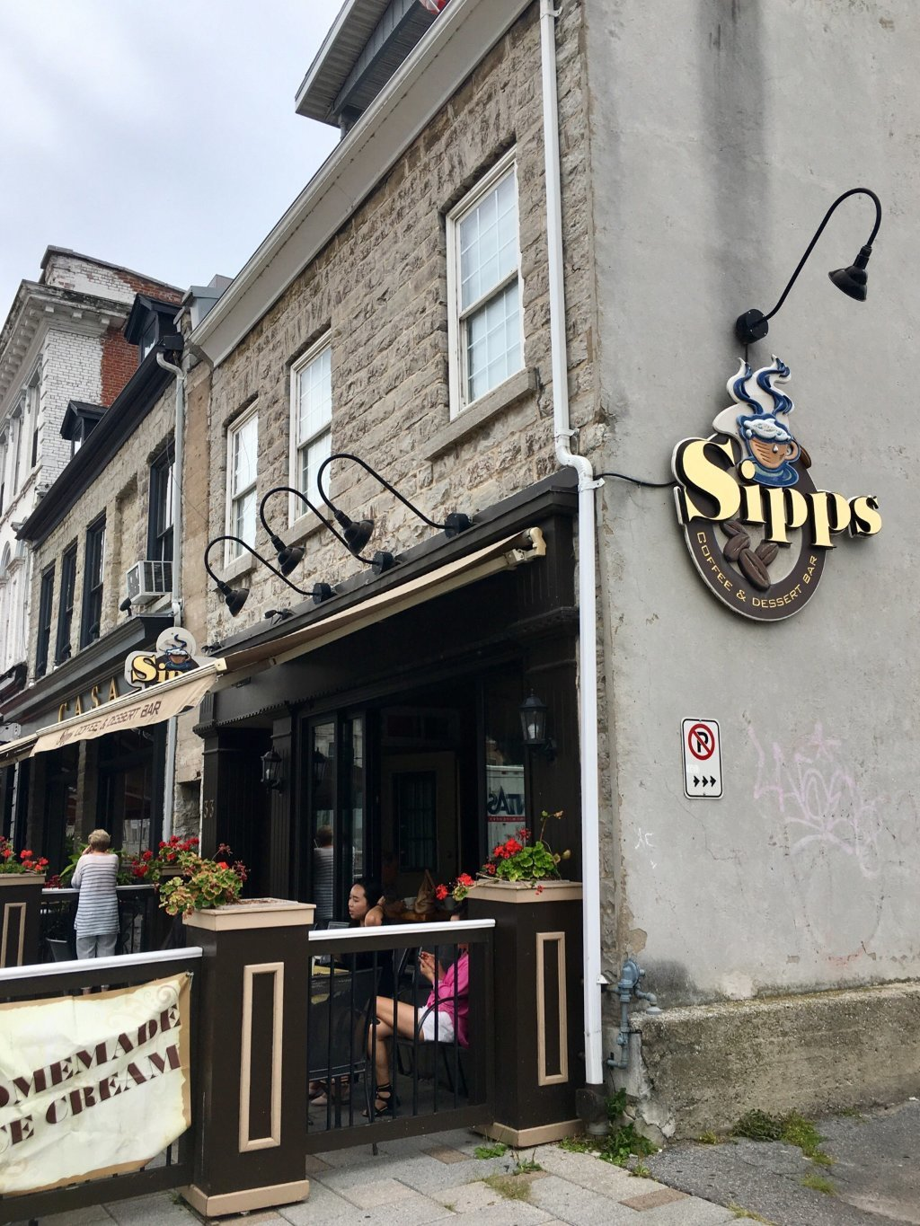 Sipps Coffee and Dessert Bar